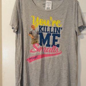 Kohls The sandlot your killing my smalls Tee